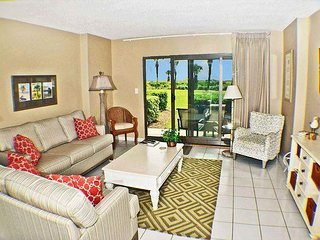 Ocean One 105 - Wonderful Oceanfront 1st Floor Condo