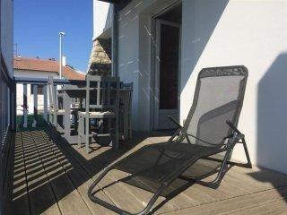 Appartement Hirigogne 2 : vacances avec jardin au calme proche de tout