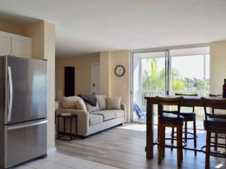 Newly Listed-Completely remodeled Bonita Beach Condo; Fresh, Modern, Everything
