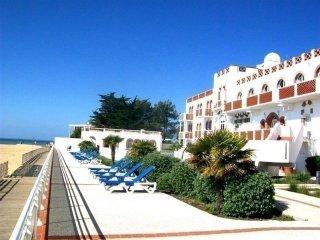 Appartement T2 vue mer, dans résidence de vacances avec piscine