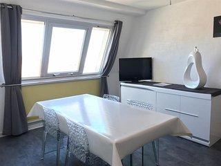Residence Erdia : bel appartement avec parking proche commerces et plages