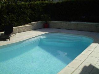 maison aux Abatilles avec piscine