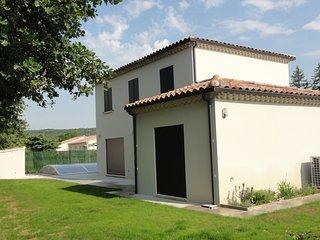 villa avec piscine privée région Grignan