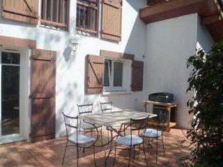 Landa Luzean- maison avec jardin classée 3 étoiles