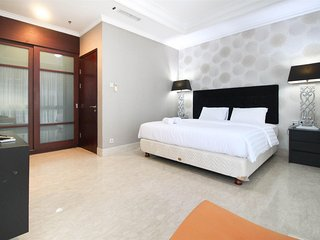 3BR Primest Location The Capital Residence SCBD By Travelio