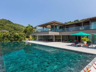 Modern Tropical Palace Villa