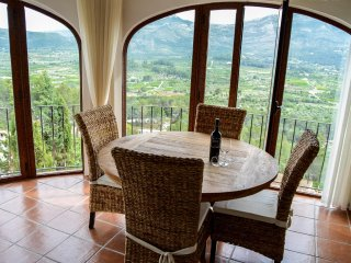 Casa con magnificas vistas
