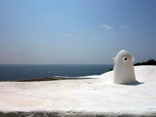 Dammuso dei Turchi -  by the ocean