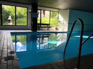 heatd indoor pool