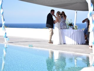 Wedding sea front villa - Accommodation and Events!