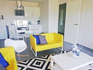 Charmant appartement neuf et ensoleillé
