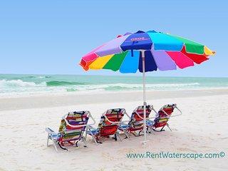 Waterscape C505 - Family Friendly, Beachfront, Fun