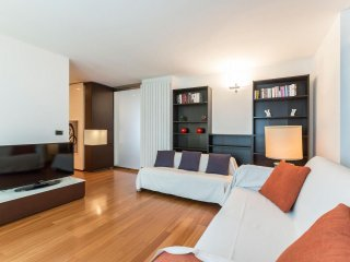 Spacious Fiera Milano City Loft  apartment in Porta Garibaldi with WiFi, air con