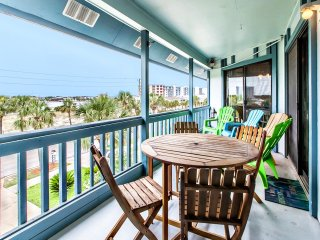 Blue Paradise-2BR- RealJoy Fun Pass-Harbor Views from 2 Balconies