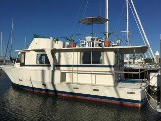 'NAN-SEA' Hilton Head Island Boat Accomodation