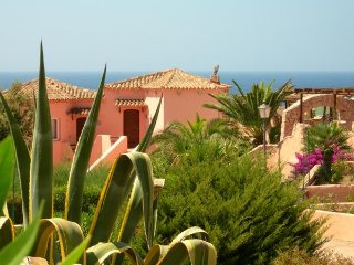 Rural Sardinia! Cottage-Apartment - Terrace and Stunning Sunsets