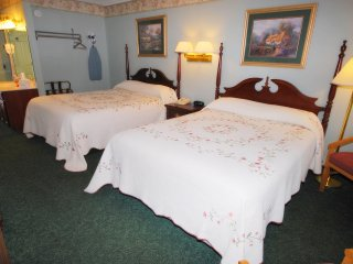 Rivergate Mountain Lodge Room 104