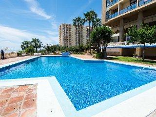 NUEVO apartamento Puerto Marina, 1ª Linea de Playa