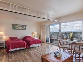 Enjoy The Peaceful View From  Newly Remodeled Unit