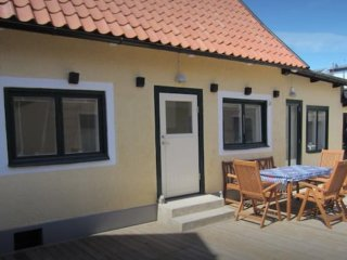 A modern medieval townhouse in Visby city centre