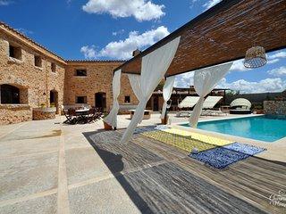 Especial Villa rústica en Mallorca con bodega y zona chill out
