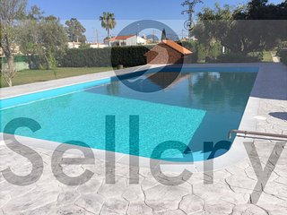 Relax beach swimming pool + tenis court for 4 / Piso para 4 con piscina y tenis