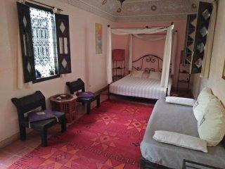 Chambres d'hôtes, Medina de Marrakech, Rêve d'une nuit