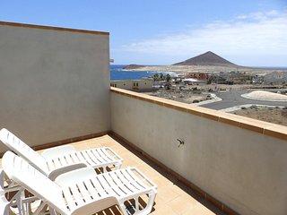 Apartamento de 2 habitaciones con terraza y wifi