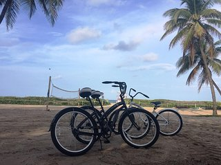 Beach Bikes Included