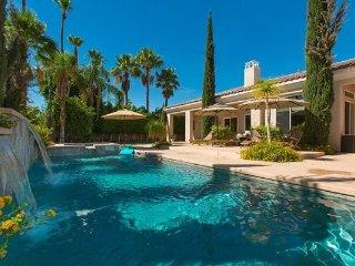Rancho Mirage Tuscan Villa