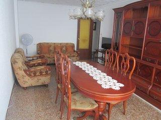 Apartamento espacioso en Vinaros