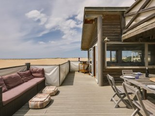 Superbe villa d'architecte sur la plage