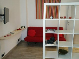 Cozy apartment in front of Naviglio Grande