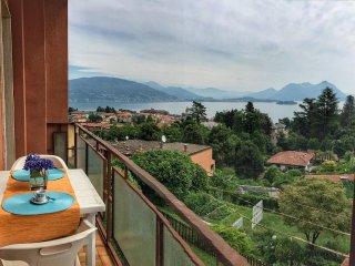 Elda apartment in Baveno