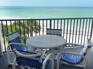 Completely Upgraded Condo ~ Balcony With Gulf View! View from Master Bedroom!