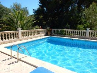 En Sueno de Son Jaumell, 10 Pers.-Finca mit Pool hinter Strand von Cala Agulla