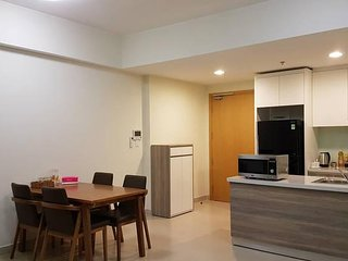 New Apartment and Facilities, Free Use of Pool, Saigon River View (Thao Dien)