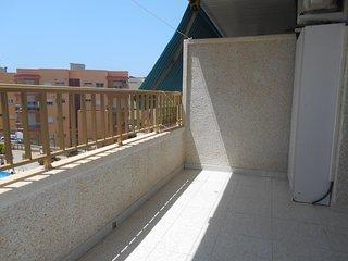 129B - Apartamento en 20 linea de playa, piscina