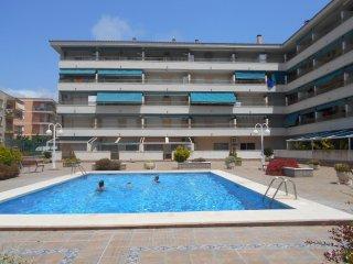 129B - Apartamento en 2º linea de playa, piscina