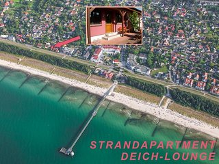 Strandapartment DEICH-LOUNGE