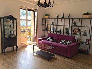 CLOVER-Apartamento Luminoso con ascensor,Parte Vieja de San Sebastian