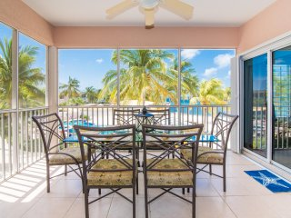 Serene and Well-Appointed Beachfront Condo at Kaibo Yacht Club