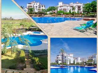 MurciaVacations - Penthouse - La Torre Golf Resort, Murcia