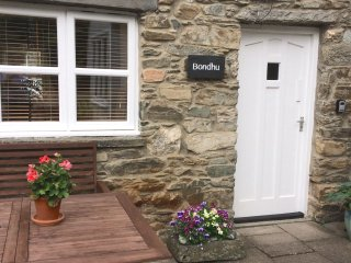 Traditional holiday cottage close to golf in Aberfeldy