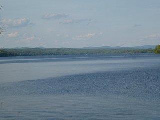 Lake and Adirondacks