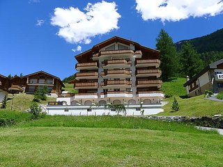 2 bedroom Apartment in Leukerbad, Valais, Switzerland : ref 2297524