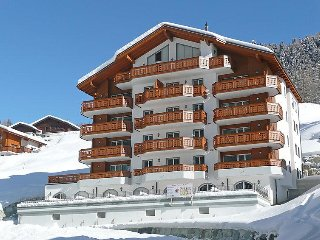 2 bedroom Apartment in Leukerbad, Valais, Switzerland : ref 2297523