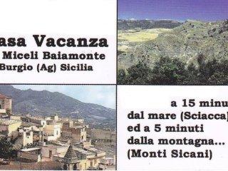 Casa vacanza Miceli Baiamonte