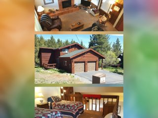 Donner Slalom Ski View *Pet Friendly* + Gym/Spa/Private Beach Access Passes