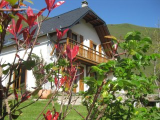 Venez vous ressourcer au coeur des Pyrénées Atlantiques en Vallée d'Aspe